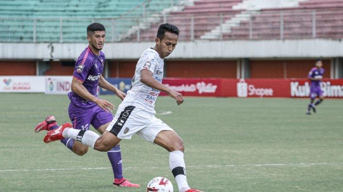 The Flash Siap Berikan Segalanya, Target Juara Liga 1 2021 Bersama Bali United