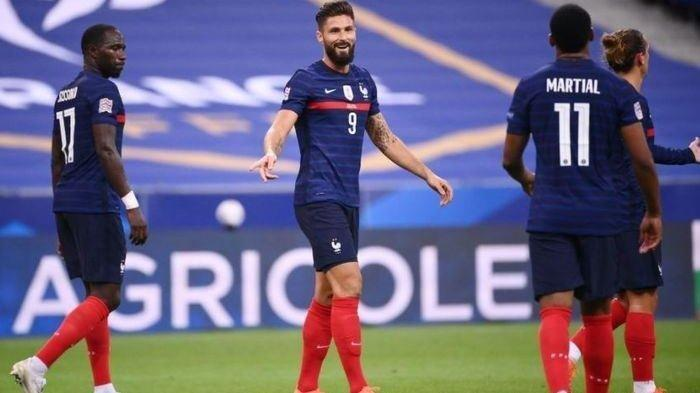 PREDIKSI Prancis vs Portugal: Kans Striker Chelsea Giroud Beraksi, Penyerang Barcelona Dembele Absen
