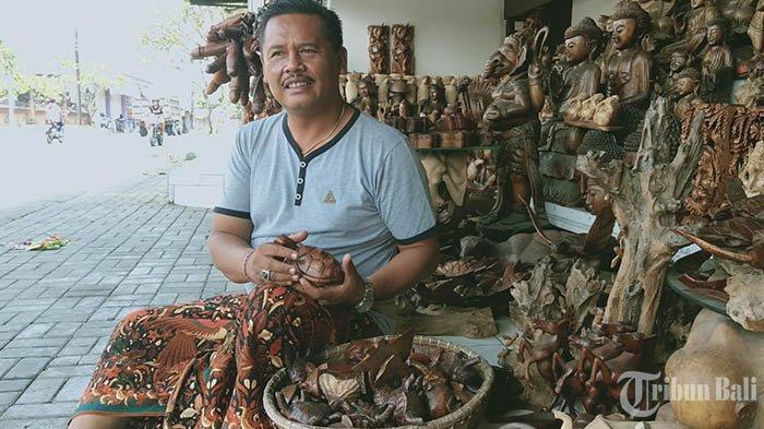 Sempat Berjaya, Perajin Patung Kayu di Singakerta Gulung Tikar Karena Gaya Hidup Konsumtif