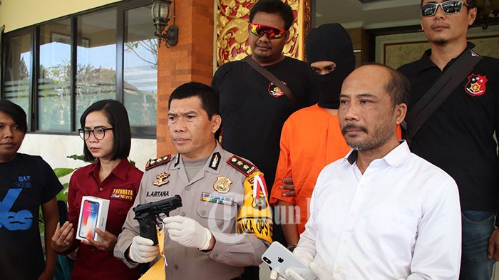 Sebar Personel Bersenjata Lengkap di Titik Rawan di Kuta, Begini Perintah Wakapolresta Denpasar