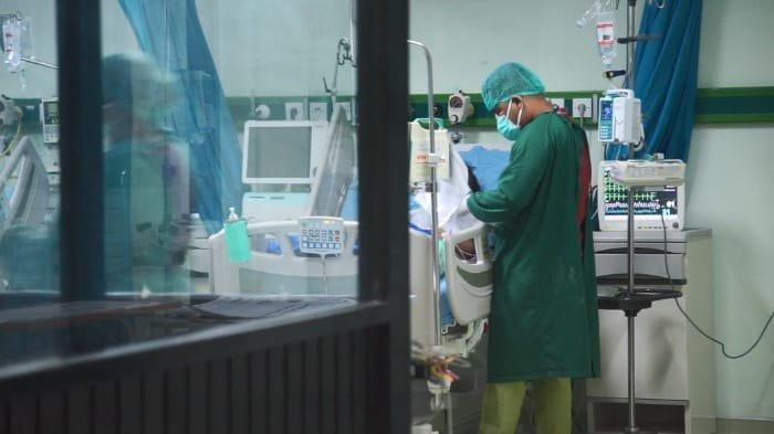 224 Pasien Covid-19 Yang Sedang Dirawat di RS Bali Bergejala Sedang Hingga Berat