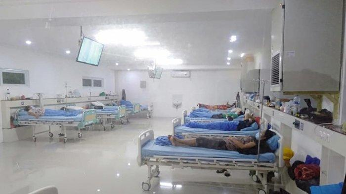Ruang ICU Covid-19 di RSUD Klungkung Penuh, Angka Pasien dengan Gejala Berat Masih Tinggi