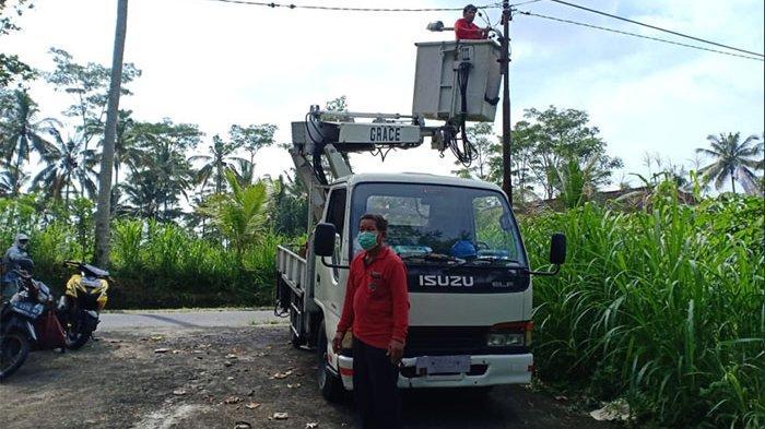 Pemeliharaan Ribuan LPJ di Klungkung Bali Terkendala Anggaran, Total Masih Kurang 5.000 Titik Lampu