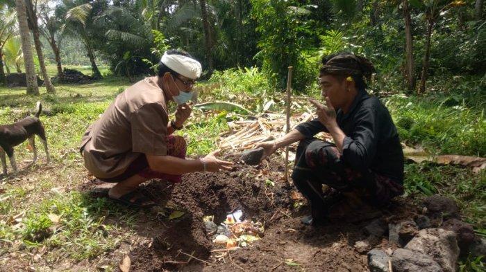 Peletakan Batu Pertama Pembangunan Museum Arak di Karangasem Telah Digelar