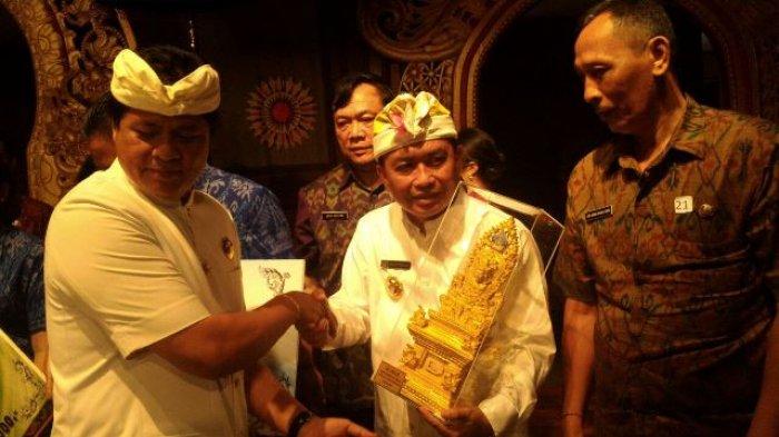 Desa Dangin Puri Kangin Kembali Raih Juara