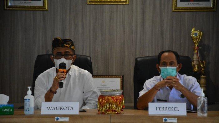 Percepat Pelayanan KepadaMasyarakat, Jaya Negara Kunjungan Ke Desa/KelurahanSe Kota Denpasar