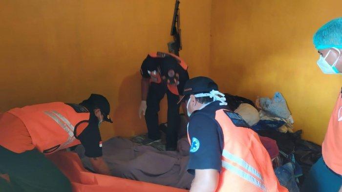 BPBD Kota Denpasar Evakuasi Jenazah Perempuan Asal Bima di Jalan Danau Poso