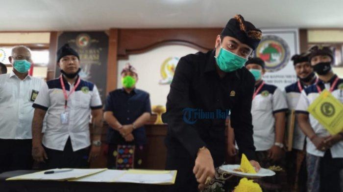Hari Sumpah Pemuda, Pasca Terdampak Pandemi, Pemuda Bali Bangkit Bersatu Resmikan Koperasi Arak