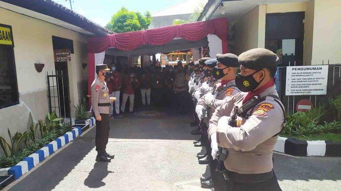 BREAKING NEWS - Polsek Denpasar Utara Diresmikan, Kapolda Bali: Peningkatan Pelayanan Masyarakat