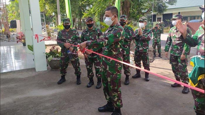Pangdam IX/Udayana Penuhi Rumah Dinas Layak Bagi Prajurit TNI di Bali