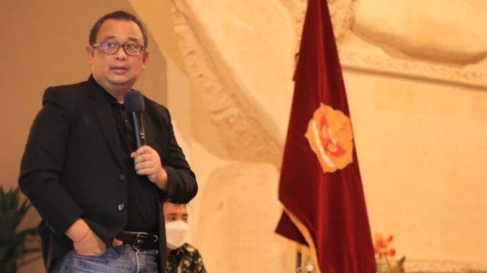 Koordinator Staf Khusus Presiden RI Ari Dwipayana: Perguruan Tinggi Jangan Terjebak Birokratisasi