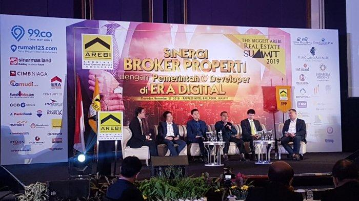 Sukses, The Biggest AREBI Real Estate Summit 2019 Dihadiri 800 Broker Properti