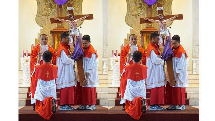 Makna Jumat Agung Bagi Umat Katolik