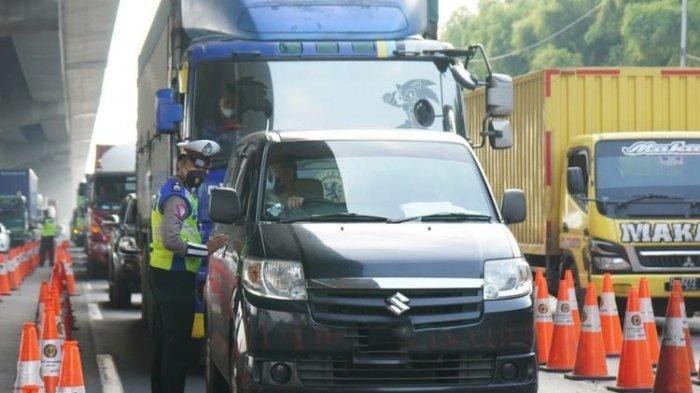 Update Larangan Mudik: Sanksi Putar Balik Kendaraan Diperpanjang hingga 24 Mei