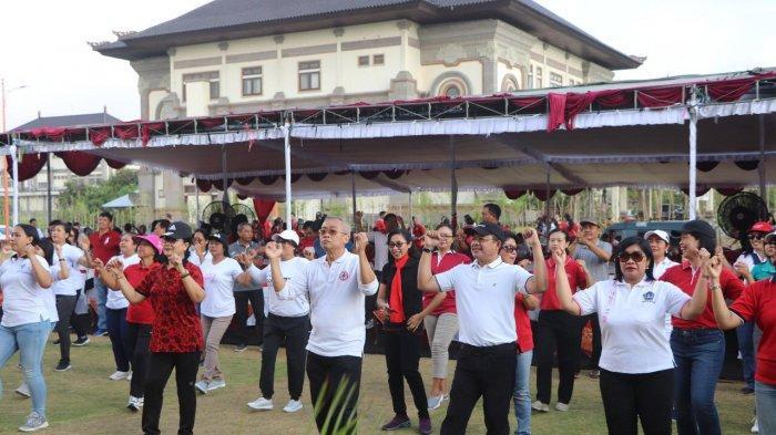 Cegah Stunting Ciptakan Generasi Berkualitas dan Badung Hebat Jadi TemaHKN ke-55 di Badung