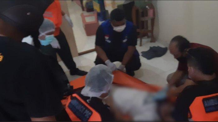 UPDATE: Ditemukan Tewas Tergantung di Bengkel Miliknya, Sang Anak Histeris Lihat Kondisi Bapaknya
