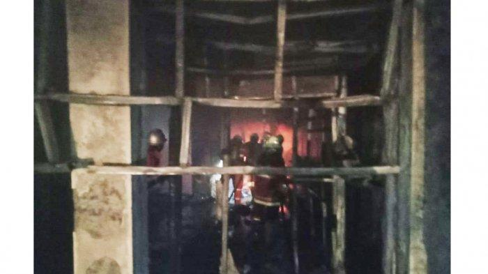 Baru Grand Opening, Restoran Tempat Hiburan Malam di Seminyak Bali Justru Alami Kebakaran