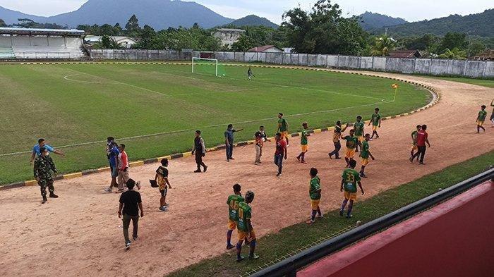 Sepak Bola di Tanah Air Kembali Tercoreng, Beredar Viral Video Perkelahian Antar Pemain di Liga 3