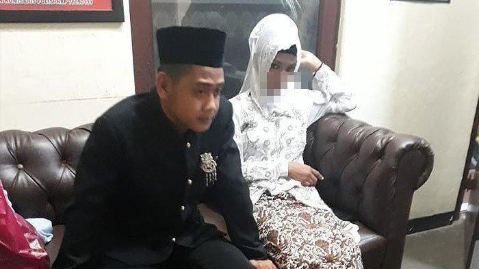 Mempelai Wanita Malang, Hendak Akad Nikah Calon Suami Malah Digelandang Polisi Karena Hamili ABG
