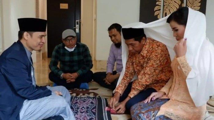 Kiwil Menikah Ketiga Kalinya dengan Eva Bellissima Pengusaha Kalimantan, Berikut Faktanya