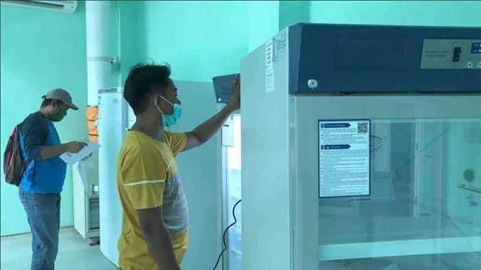 Laboratorium PCR di RSUD Klungkung Segera Beroperasi, Mampu Uji 94 Sampel Sehari