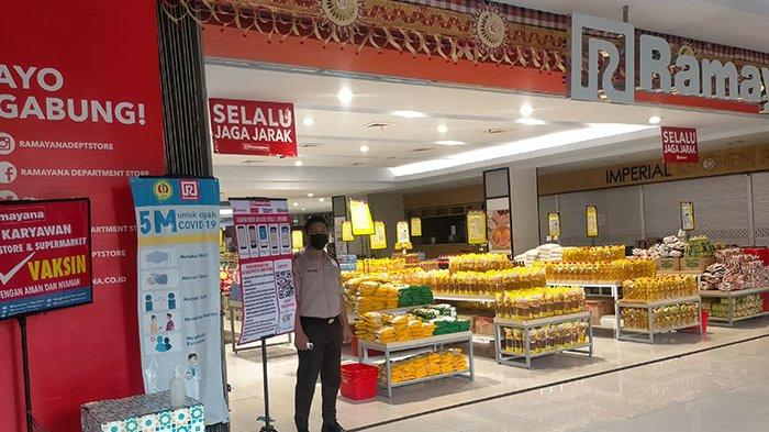 Diizinkan Buka Kembali dengan Syarat Tertentu, Ramayana Mall Denpasar Siap Patuhi Aturan Pemerintah