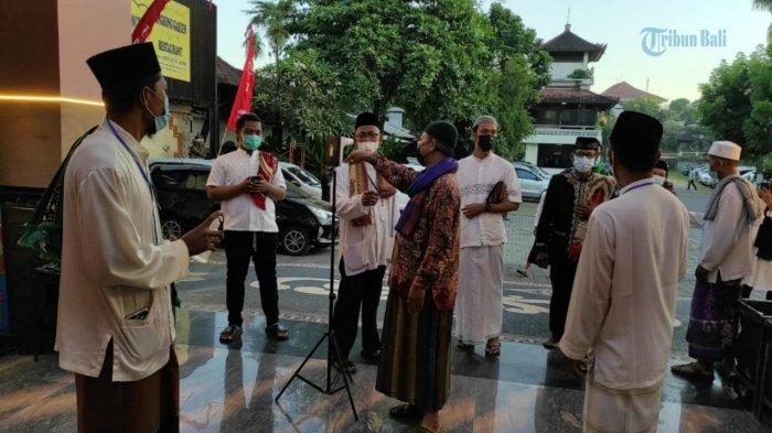Jangan Jadi Manusia Bangkrut usai Ramadhan, Demikian Khotbah Idul Fitri di Hong Kong Garden Denpasar