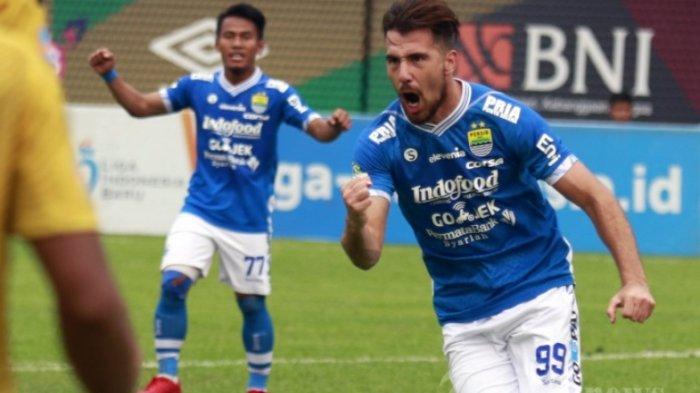 Eks Persib Diganjar Kartu Merah, Jonathan Bauman Pasrah Jadi Penonton Copa Sudamericana 2021