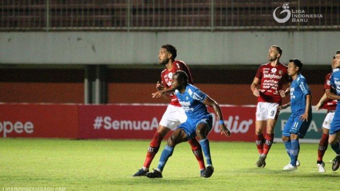Head to Head Bali United vs Persib, Serdadu Tridatu Tak Pernah Kalah, Beckham: BU Lawan Tangguh