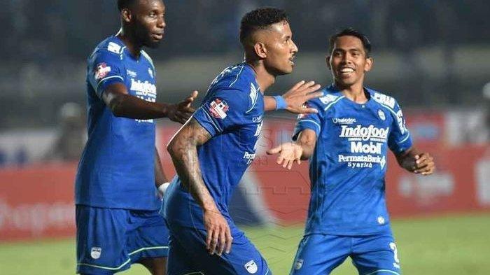 Dikritik Belum Juga Cetak Gol, Striker Persib Bandung Ini Sebut Akan Buktikan di Laga Bali United