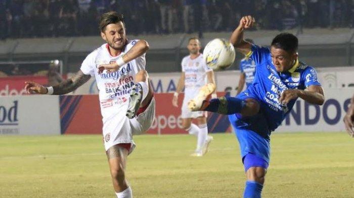 Persib Bandung vs Bali United Langsung di Pekan Pertama, Coach Teco Masih Butuh Stefano Lilipaly