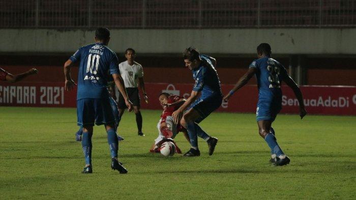 Update Jadwal Babak 8 Besar Piala Menpora 2021, Persib vs Persebaya: Farshad Noor Siap Diturunkan