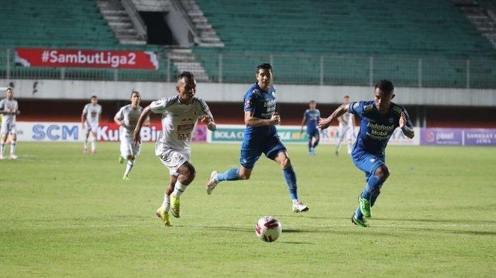 Hasil Piala Menpora 2021: Singkirkan PSS Sleman, Persib Bandung Tantang Persija di Partai Final