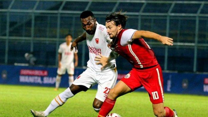 Prediksi Persija Vs PSM di Leg Kedua Piala Menpora 2021, Kedua Tim Sama Kuat