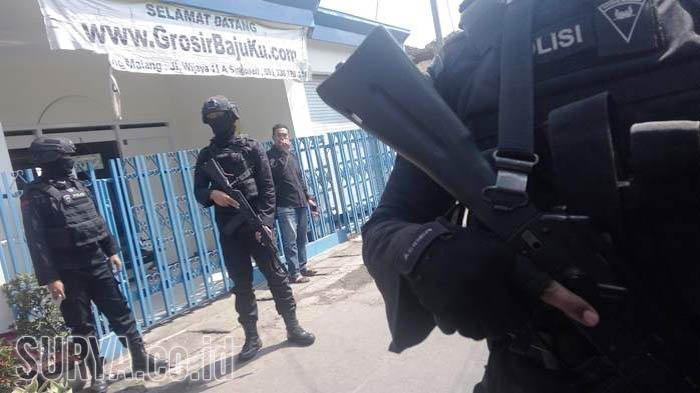Pelaku Penyerangan dan Perampasan Senjata Anggota Brimob Bali Makin Misterius