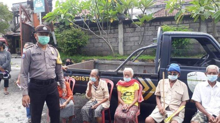 Sebanyak 3.808 Lansia di Klungkung Belum Divaksin, Akui Takut dan Akui Tak Sering Keluar Rumah