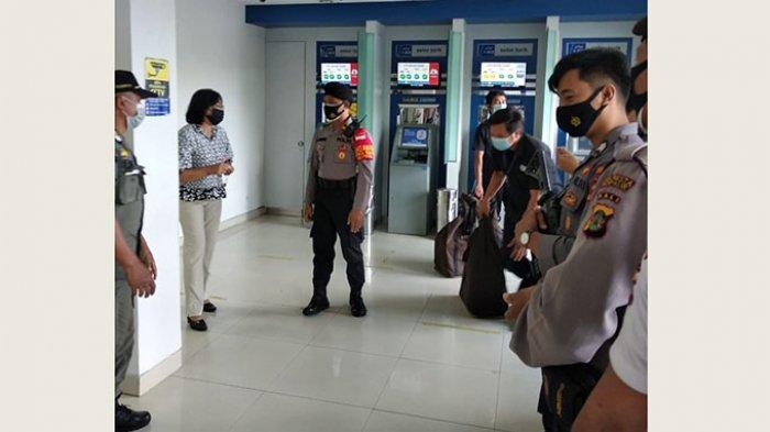 PPKM Darurat, Petugas Gabungan Sasar Perkantoran di Denpasar