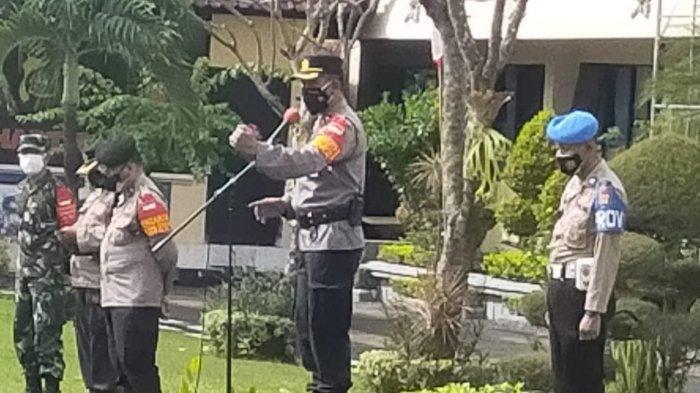 Patroli PPKM Darurat Kembali Dilaksanakan, Ini Kata Kabag Ops Polresta Denpasar