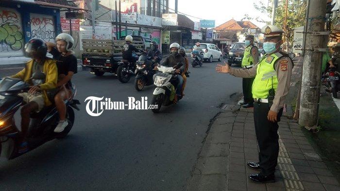 Volume Kendaraan di Kuta Utara Mulai Meningkat, Polisi Antisipasi Titik Rawan Kemacetan