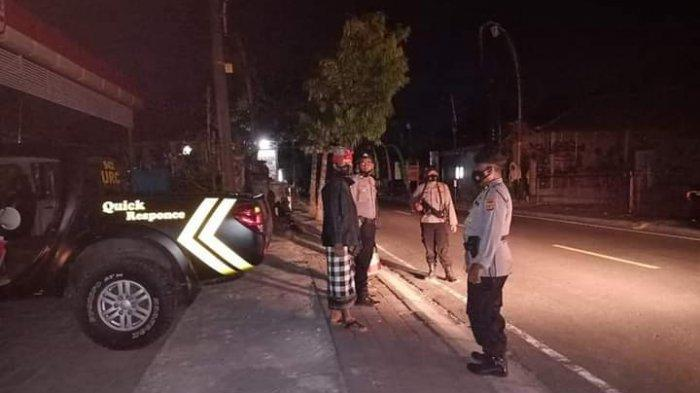Pembalap Liar di Ubud Gianyar Akhirnya Tiarap Setelah Rutin 'Diobok-obok' Polisi