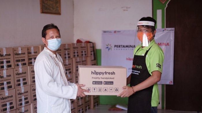 PFbangkit Kembali Hadir, Bagikan 1.000 Paket Sembako untuk Panti Asuhan dan Kelompok Masyarakat