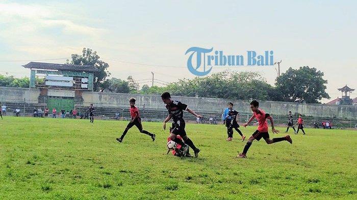Densel Juara Porsenijar Denpasar 2019 Cabor Sepak Bola Tingkat SD