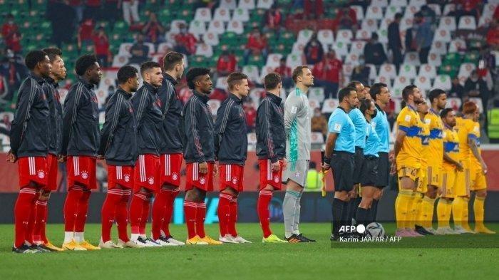 Bayern Vs PSG dan Porto Vs Chelsea Live SCTV, Jadwal Liga Champions Malam Ini, Kick Off 02.00 WIB
