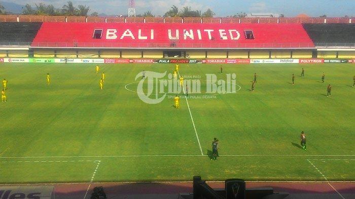 Slamet Budiyono Bawa Sriwijaya FC Unggul Tipis 1-0 atas Barito Putera