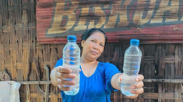 Cerita Luh Lan Sudah 21 Tahun Geluti Pekerjaan Sebagai Petani Arak, Banyak Pembeli Saat Musim Hujan