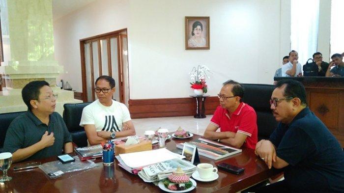 Hasil Pertemuan Koster, Cok Ace & Pieter Tanuri: Sport Tourism, Bali United & Konvoi Juara Liga 1