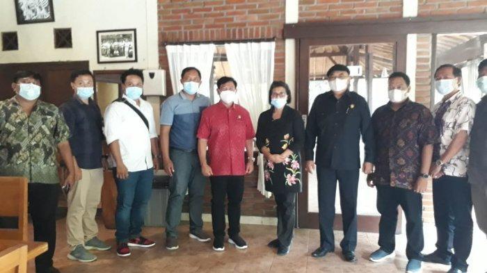 Jalin Sinergitas, DPRD Bali Bertemu Polda Bali