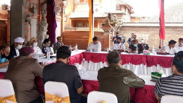 Raja Se-Bali Lakukan Pertemuan, Dukung Proses Hukum dan Minta AWK Haturkan Guru Piduka di Pura