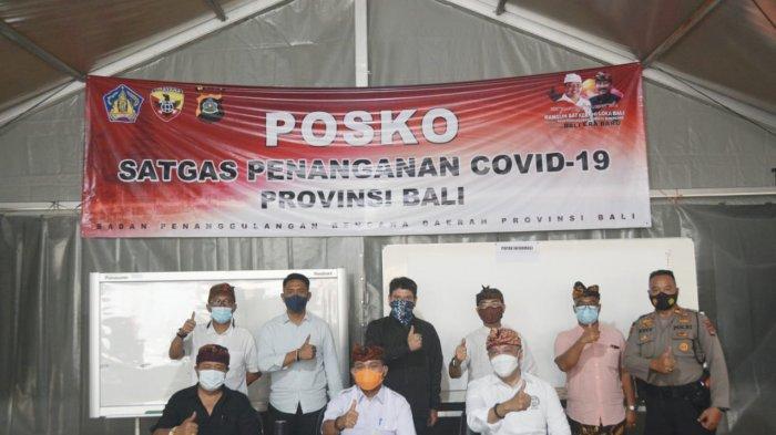 Satgas COVID-19 Bali dan Asosiasi GM Hotel Gelar Pertemuan Bahas Pembayaran Biaya Karantina OTG-GR