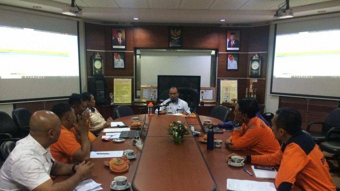 BPBD Provinsi Bali Siapkan Sertifikasi Kesiapsiagaan Bencana Untuk Dunia Usaha